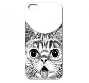 Crazy Cat - iPhone 6 skal