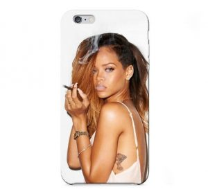 DO Rihanna - iPhone 7/8 skal
