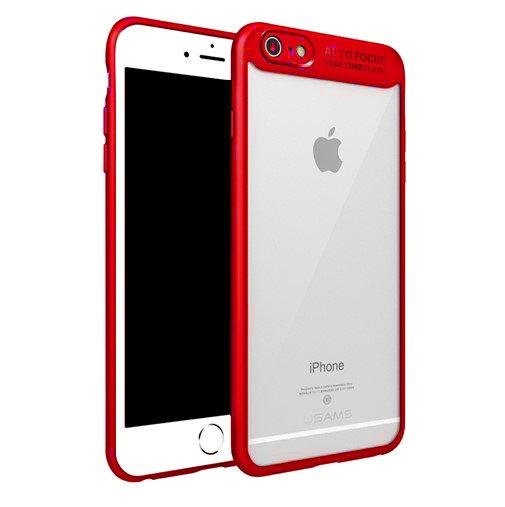 USAMS iPhone X/Xs – Röd