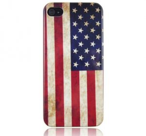 Vintage USA - iPhone 7/8 skal