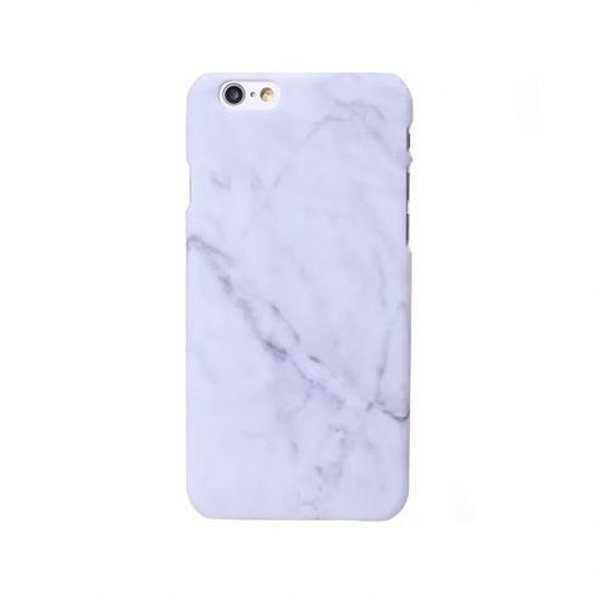 Matte White Marble - iPhone 7/8