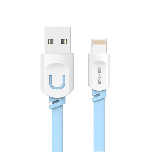 USAMS Lightning Cable - Blå