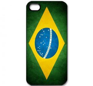 Vintage Brazil - iPhone 6 skal