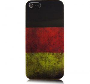 Vintage Tyskland - iPhone 5 skal