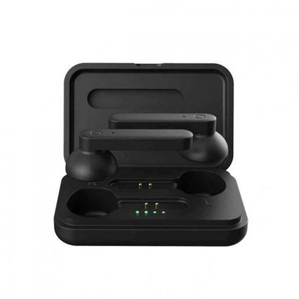T500 True Wireless Premium Hörlurar - Svart