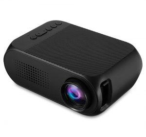 Portabel LED Projektor X300 - Svart