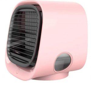Snygg luftkylare - Design Air Cooler - Rosa