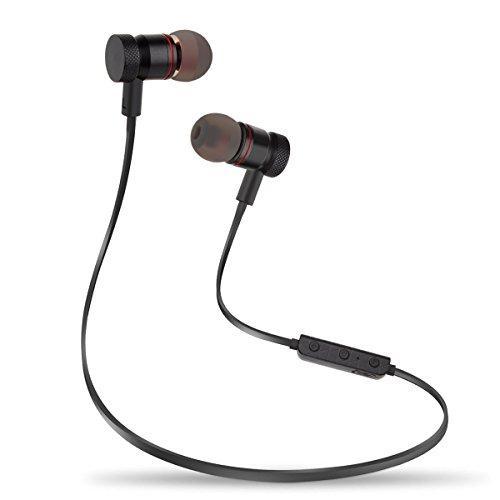 Bluetooth Hörlurar - Svart
