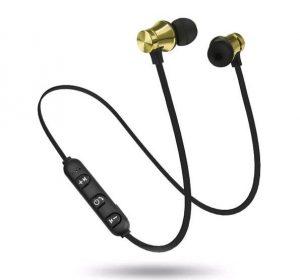 Bluetooth Hörlurar X5 - Guld