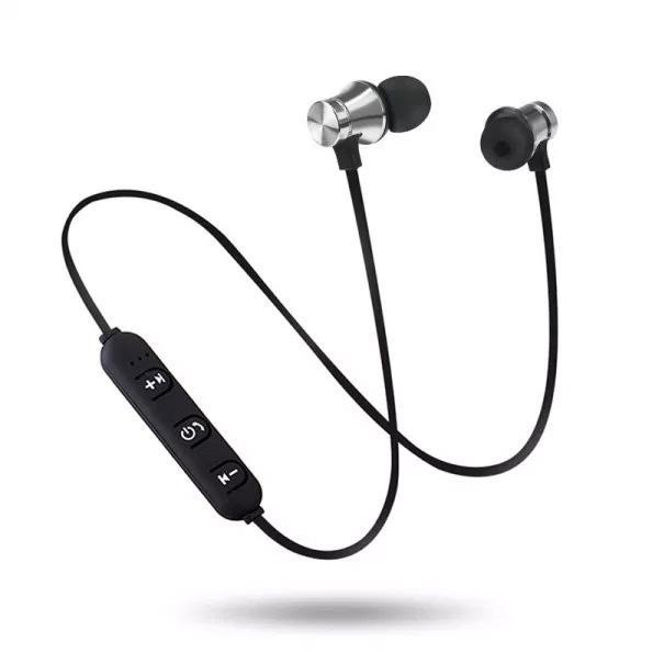 Bluetooth Hörlurar X5 - Silver