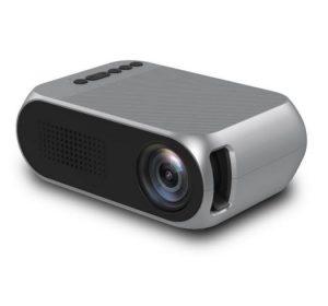 Portabel LED Projektor X300 - Silver