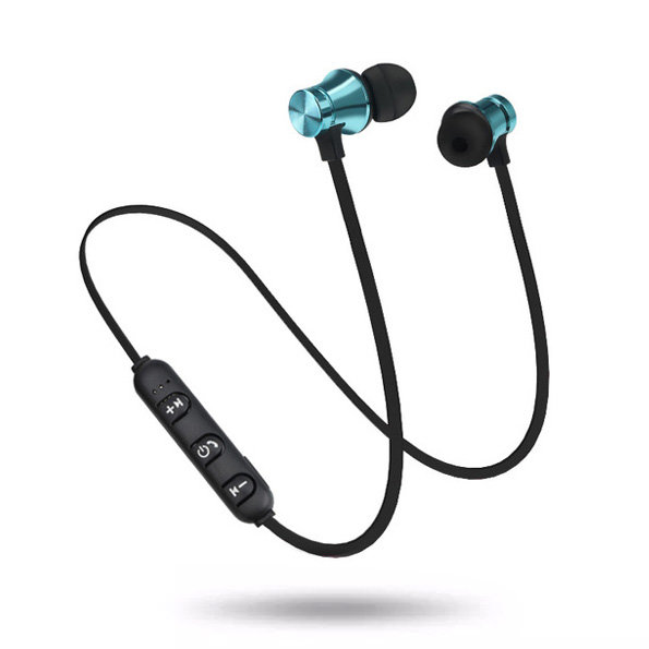 Bluetooth Hörlurar X5 - Blå
