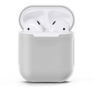 AirPod Silikonfodral - Transparent