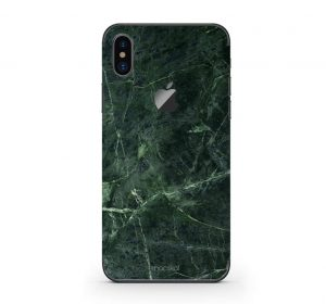 Green Marble - iPhone X