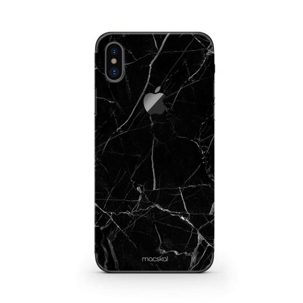 Black Marble - iPhone X