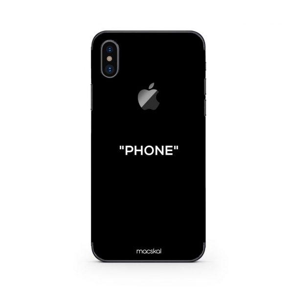 """Phone"" - iPhone X"