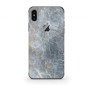 Grey Marble - iPhone X