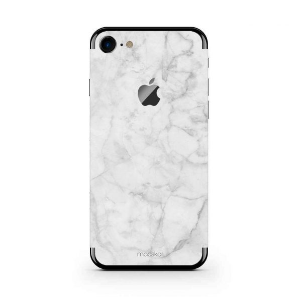 White Marble - iPhone 7