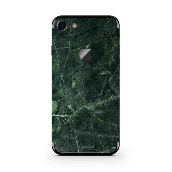 Green Marble - iPhone 8