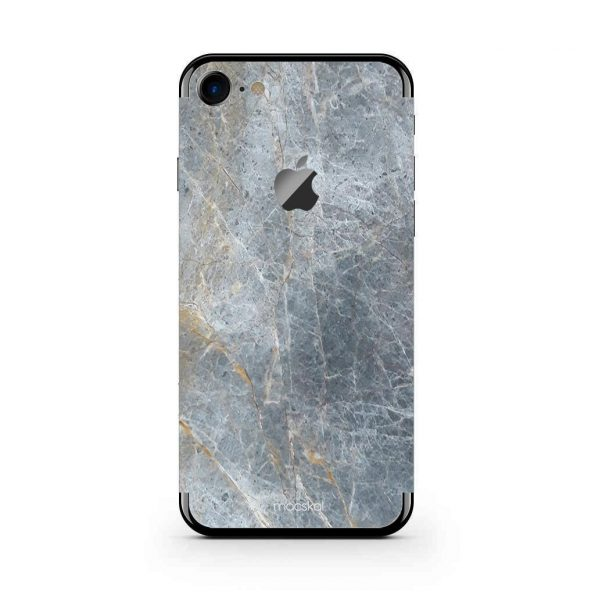 Grey Marble - iPhone 8