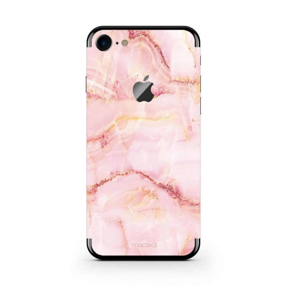 Pink Marble - iPhone 8
