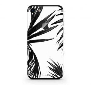 Black Leaves - iPhone 8