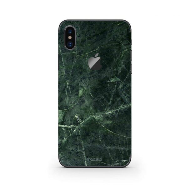 Green Marble - iPhone Xs