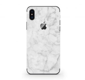White Marble - iPhone Xs