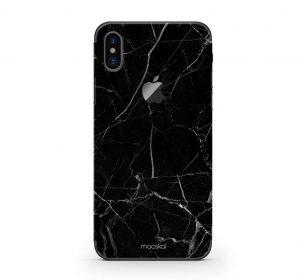Black Marble - iPhone Xs
