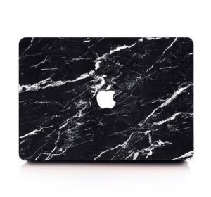 MacBook Pro (No Touch Bar) skin 13″ – Black Marble