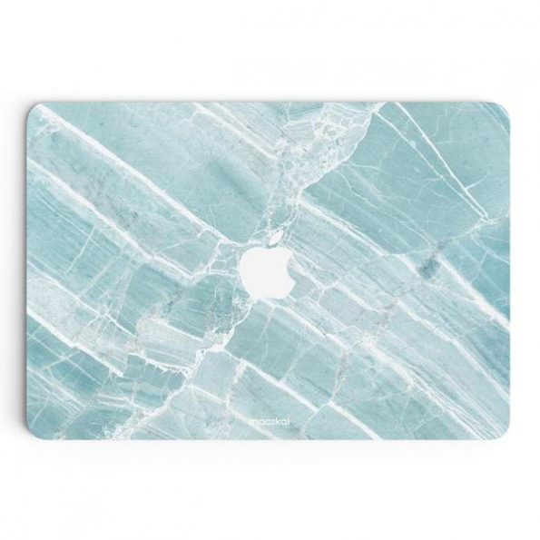 MacBook Pro (Touch Bar) skin 13″ – Ice Marble