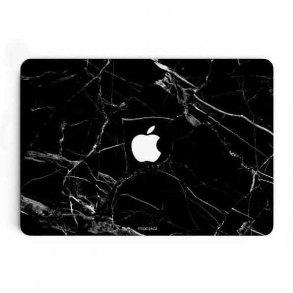 """MacBook Air skin 13"""" - Black Marble"""