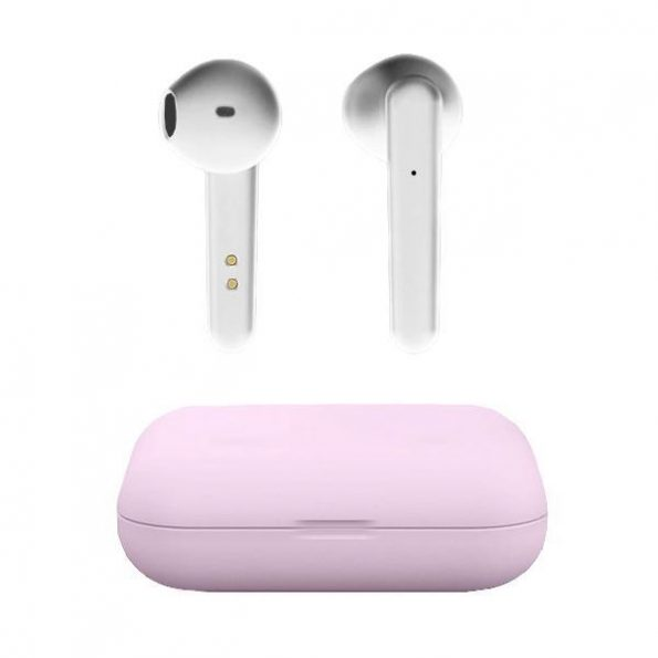 T500 True Wireless Premium Hörlurar - Rosa