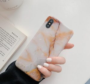 Umber Marble - iPhone 11 Pro Skal