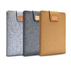 Macbook Wool Case 13″ – Svart