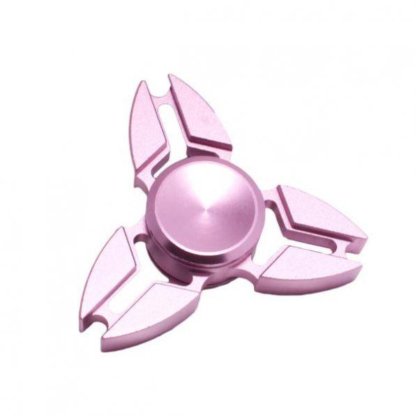 Fidget Spinner Energizer - Rosa
