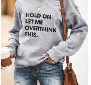 Hold on Sweater