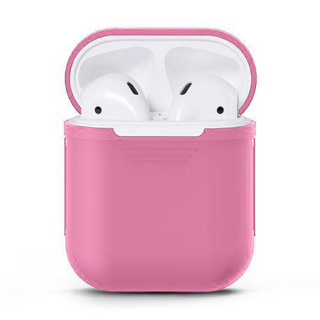 AirPods Silicone case - Pink
