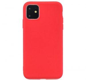 Classic – iPhone 11 skal - Röd