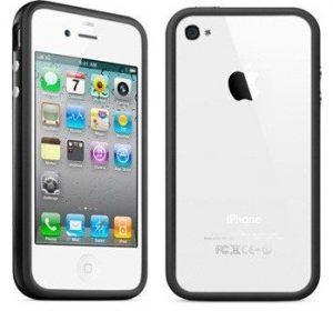 Classic Bumper - iPhone 6 - Svart
