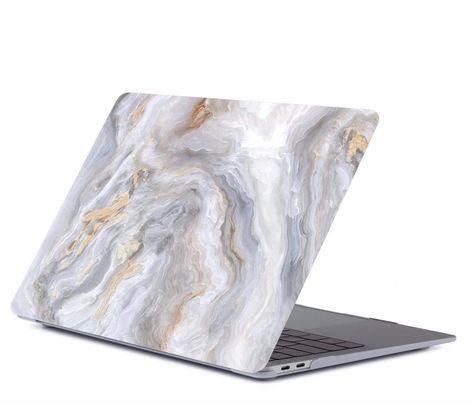 """MacBook Air skal 13"""" - Gold Marble (2018-2020)"""