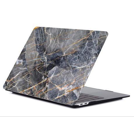 """MacBook Air skal 13"""" - Dark Marble (2018-2020)"""
