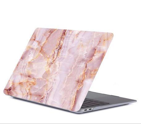"""MacBook Air skal 13"""" - Light Pink Marble (2018-2020)"""