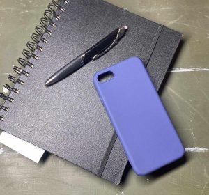 Classic - iPhone 7/8 skal - Mörkblå