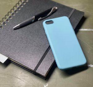 Classic - iPhone 7/8 skal - Gråblå