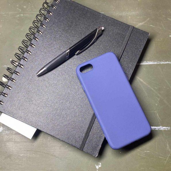 Classic - Mörkblå - iPhone 7/8 Plus skal