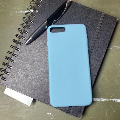 Classic - Gråblå - iPhone 7/8 Plus skal