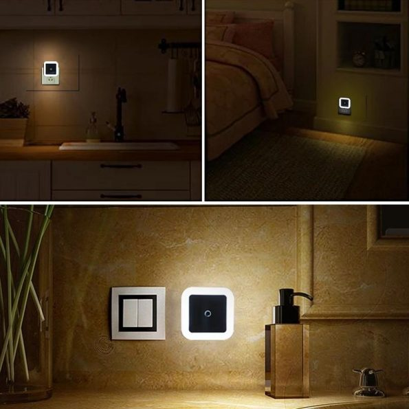 Nattlampa - Ljussensor