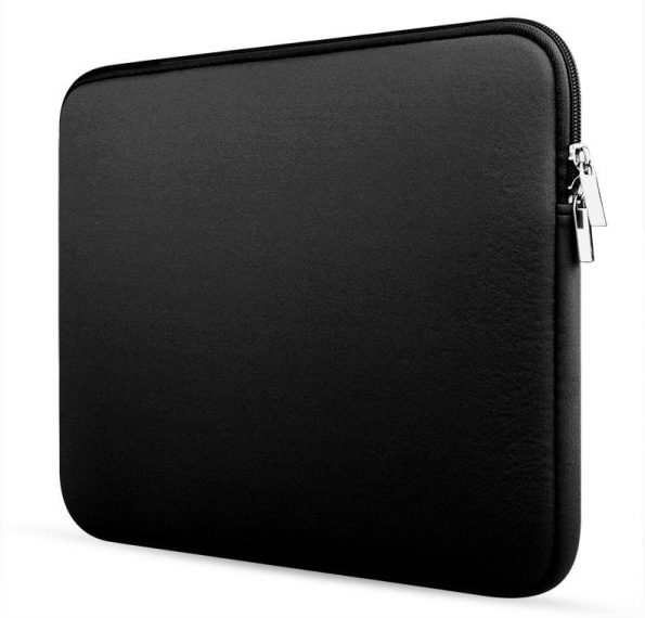 "Clean - Svart - MacBook Fodral 13"""