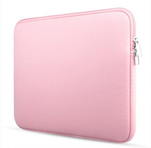 "Clean - Rosa - MacBook Fodral 13"""